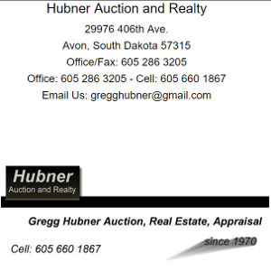 Gregg Hubner Certified General Appraiser and Real Estate