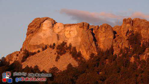 Mount Rushmore - An amazing work of art by Gutzon Borglum