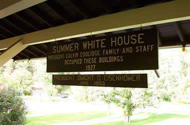 Game Lodge known as the Summer White House