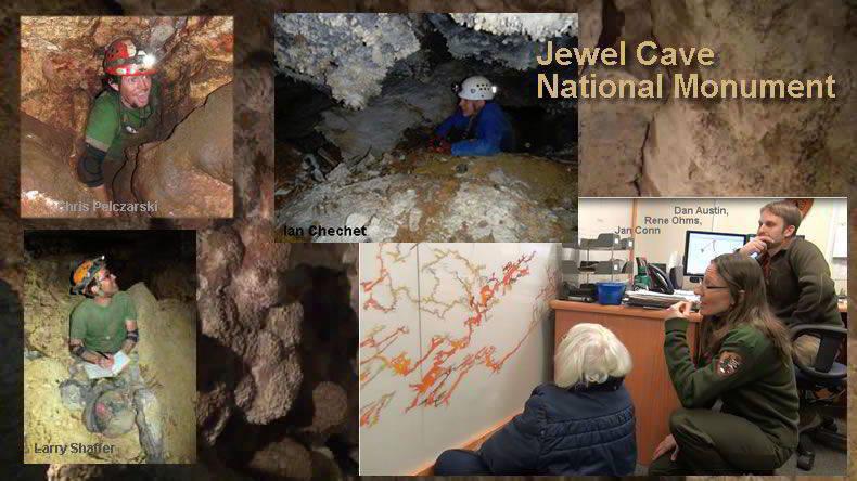 Jewel Cave Spelunkers